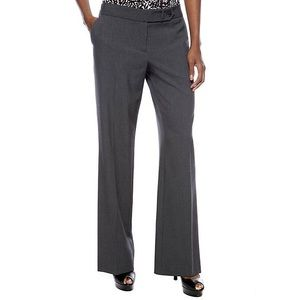 Calvin Klein Classic Fit Charcoal Gray Pants